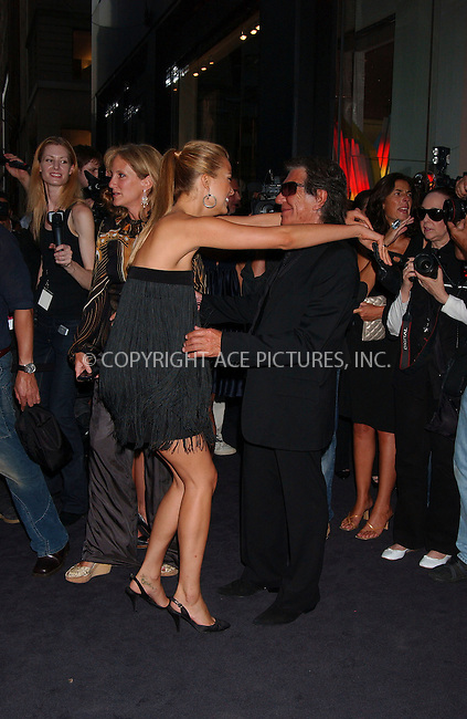 WWW.ACEPIXS.COM . . . . .....September 7, 2007. New York City.....Model Petra Nemcova and designer Roberto Cavalli attend the Just Cavalli Flagship store opening in New York City...  ....Please byline: Kristin Callahan - ACEPIXS.COM..... *** ***..Ace Pictures, Inc:  ..Philip Vaughan (646) 769 0430..e-mail: info@acepixs.com..web: http://www.acepixs.com