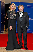 Emily Osment, left, and Haley Joel Osment arrives for the 2015 White House Correspondents Association Annual Dinner at the Washington Hilton Hotel on Saturday, April 25, 2015.<br /> Credit: Ron Sachs / CNP