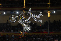 20.07.2012 Practically the home event for the Red Bull X-Fighters! Las Ventas, Madrid.