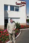 20050519 - France - Dijon<br /> REPORTAGE SUR LA VILLE DE DIJON : JEAN BATTAULT, PRESIDENT DU MEDEF COTE D'OR ET PDG DES CASSIS BOUDIER<br /> Ref: DIJON_001-148 - © Philippe Noisette