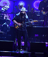 LOS ANGELES, CA - FEBRUARY 8: Chris Stapleton performs on the 2019 MusiCares Person of the Year Tribute Honoring Dolly Parton at the Los Angeles Convention Center on February 8, 2019 in Los Angeles, California. (Photo by Frank Micelotta/PictureGroup)