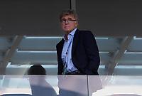 FUSSBALL FIFA Confed Cup 2017 Vorrunde in Sotchi 19.06.2017  Australien - Deutschland  DFB Chefscout Urs Siegenthaler (Schweiz)