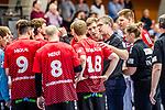 Sveinsson, Geir (HSG Nordhorn-Lingen #C1) / TVB 1898 Stuttgart - HSG Nordhorn Lingen / HBL / LIQUI MOLY 1.Handball-BundesligaSCHARRena / Stuttgart Baden-Wuerttemberg / Deutschland <br /> <br /> Foto © PIX-Sportfotos *** Foto ist honorarpflichtig! *** Auf Anfrage in hoeherer Qualitaet/Aufloesung. Belegexemplar erbeten. Veroeffentlichung ausschliesslich fuer journalistisch-publizistische Zwecke. For editorial use only.