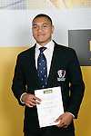 Boys Athletics winner Keri Tongalea. ASB College Sport Young Sportperson of the Year Awards 2007 held at Eden Park on November 15th, 2007.