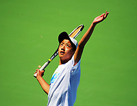 Thomas Dai. 2017 Wellington Open tennis championship at Renouf Tennis Centre in Wellington, New Zealand on Wednesday, 20 December 2017. Photo: Dave Lintott / lintottphoto.co.nz