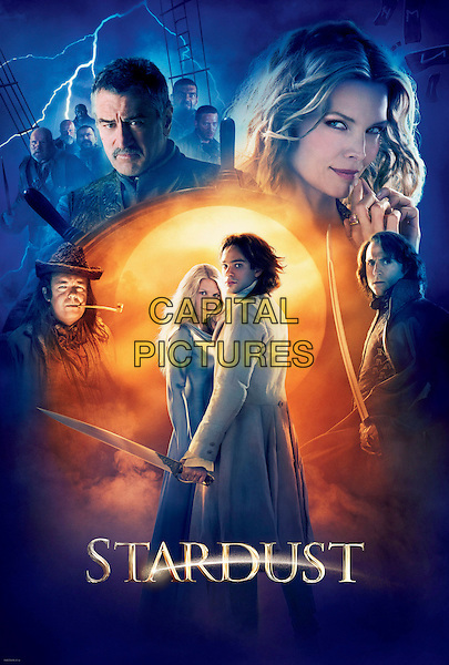 POSTER ART.in Stardust   .**Filmstill - Editorial Use Only**.CAP/FB.Supplied by Capital Pictures