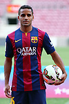 2014-08-29-Douglas Pereira dos Santos new player of FC Barcelona.
