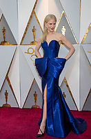 Nicole Kidman arrives on the red carpet of The 90th Oscars&reg; at the Dolby&reg; Theatre in Hollywood, CA on Sunday, March 4, 2018.<br /> *Editorial Use Only*<br /> CAP/PLF/AMPAS<br /> Supplied by Capital Pictures