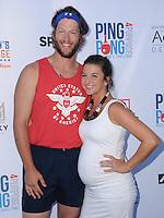 11 August 2016 - Los Angeles, California. Clayton Kershaw. Clayton Kershaw's 4th Annual Ping Pong 4 Purpose Celebrity Tournament held at Dodger Stadium. Photo Credit: Birdie Thompson/AdMedia