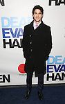 Darren Criss attends the Broadway Opening Night Performance of 'Dear Evan Hansen'  at The Music Box Theatre on December 4, 2016 in New York City.