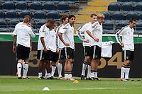 u.a. Dennis Aogo, Sami Khedira, Miroslav Klose<br /> WM-Team des DFB trainiert in der Commerzbank Arena *** Local Caption *** Foto ist honorarpflichtig! zzgl. gesetzl. MwSt. Auf Anfrage in hoeherer Qualitaet/Aufloesung. Belegexemplar an: Marc Schueler, Alte Weinstrasse 1, 61352 Bad Homburg, Tel. +49 (0) 151 11 65 49 88, www.gameday-mediaservices.de. Email: marc.schueler@gameday-mediaservices.de, Bankverbindung: Volksbank Bergstrasse, Kto.: 151297, BLZ: 50960101