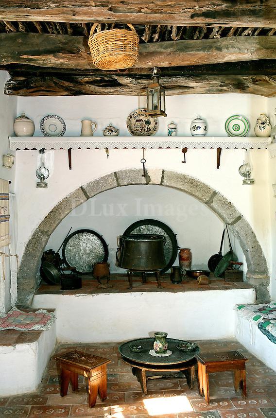 The coastal farm in the Agrio Livadi area (Wild Meadow) on the Greek island of Patmos constitutes a beloved destination for the Papagrigorakis family.