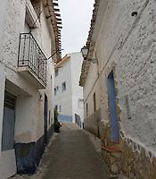 Fuentes de Ayodar, Castellón, Spain, Europe