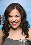 """Lindsay Mendez attends the Broadway Opening Night performance after party for """"Significant Other"""" at the Redeye Grill on March 2, 2017 in New York City."""