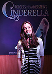 Laura Osnes  during the 'Rodgers + Hammerstein's Cinderella'  Original Cast Recording CD release performance at Barnes & Noble 86th Street in New York City on June 13, 2013