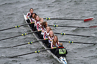 Crew: 320  St Georges Coll  Event: Girls J15 CHAMP eights<br /> <br /> Schools' Head of the River 2017<br /> <br /> To purchase this photo, or to see pricing information for Prints and Downloads, click the blue 'Add to Cart' button at the top-right of the page.