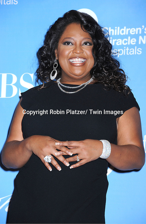 Sherri Shepherd posing in the press room at the 38th Annual Daytime Emmy Awards  on June 19, 2011 at The Las Vegas Hilton in Las Vegas Nevada. ..
