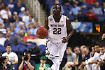 12 March 2015: Notre Dame's Jerian Grant. The Notre Dame Fighting Irish played the University of Miami Hurricanes in an NCAA Division I Men's basketball game at the Greensboro Coliseum in Greensboro, North Carolina in the ACC Men's Basketball Tournament quarterfinal game. Notre Dame won the game 70-63.