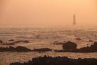 Europe/France/Bretagne/29/Finistère/le d'Ouessant: Le phare de la Jument