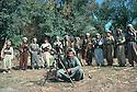 Iran 1977.Peshmergas du PDKI.Iran 1977.Peshmergas of KDPI.