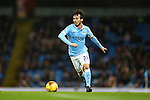 David Silva of Manchester City - Manchester City vs Hull City - Capital One Cup - Etihad Stadium - Manchester - 01/12/2015 Pic Philip Oldham/SportImage