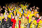 At the Darkness Into Light Tralee at CBS the Green on Saturday