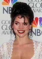 Julia Ormond, 1997, Photo By Michael Ferguson/PHOTOlink