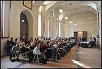 Conferenza stampa per l'inaugurazione dell'appartamento di levante della Palazzina di Caccia di Stupinigi