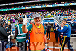 Dr Michael Finnerty (Medical) celebrate after the All Ireland Senior Football Semi Final between Kerry and Tyrone at Croke Park, Dublin on Sunday.