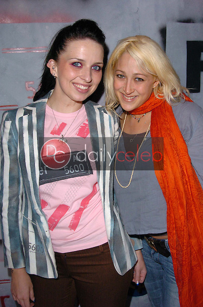 ErikaRae and Jennifer Blanc<br />