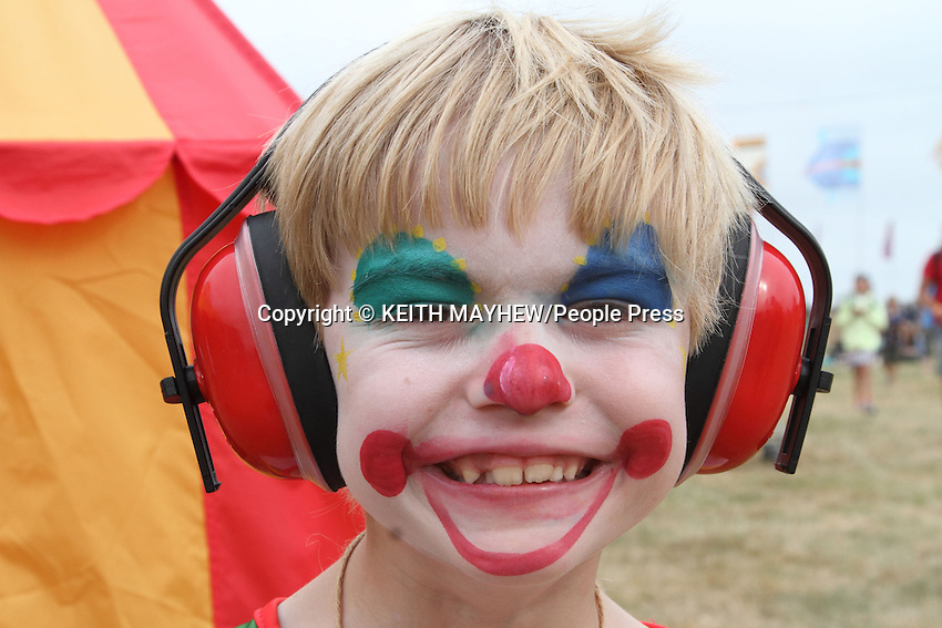 Day Two of Camp Bestival held at Lulworth Castle, Dorset on August 1st 2014<br /> <br /> Photo by Keith Mayhew