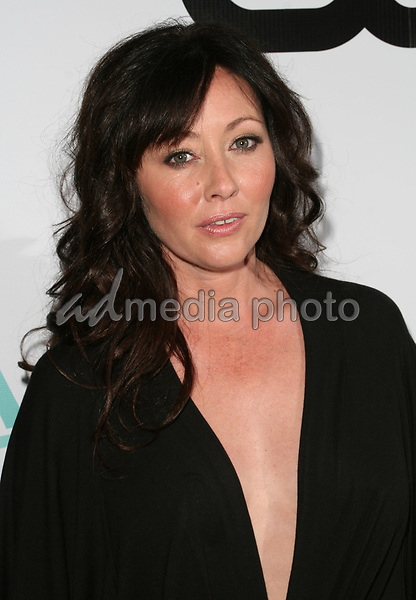 "23 August 2008 - Malibu, California - Shannen Doherty. CW Network's ""90210"" Premiere Party held at a Private Location. Photo Credit: Faye Sadou/AdMedia"