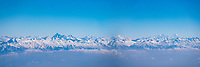 Himalay as seen from the Pir Panjal