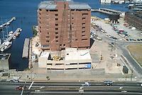 1984 September..Redevelopment.Downtown West (A-1-6)..CONSTRUCTION PROGRESS VIEWS.BOUSH COLD STORAGE.HARBOR PLACE CONDOS...NEG#.NRHA#..