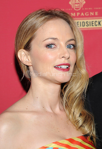 New York, NY- December 8:  Heather Graham attends the Rooftop Films and Piper-Heidsieck New York Premiere of 'Goodbye To All That' on December 8, 2014 at the Highland Ballroom in New York City. Credit: John Palmer/MediaPunch