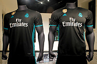2017 06 14 Real MAdrid new clothes