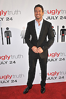 "Gerard Butler at the premiere of his new movie ""The Ugly Truth"" at the Cinerama Dome, Hollywood..July 16, 2009  Los Angeles, CA.Picture: Paul Smith / Featureflash"