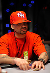 Luis Vazquez is the early chip leader, having knocked out two players.
