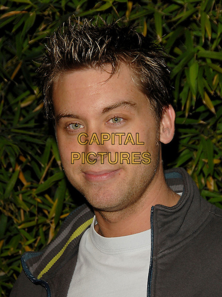 LANCE BASS.attends The Brandon Davis Jean by Replay Launch & Store Opening held at The Falcon Nightclub in Hollywood, Los Angeles, California, USA, on April 24, 2006..portrait headshot.Ref: DVS.www.capitalpictures.com.sales@capitalpictures.com.©Debbie VanStory/Capital Pictures