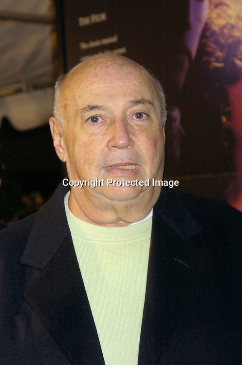 "Kal Ruttenstein ..at The New York Premiere of ""Phantom of the Opera"" on ..December 12, 2004 at the Ziegfeld Theatre. ..Photo by Robin Platzer, Twin Images"
