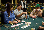 A big pot between Peter Feldman & Dan Harrington