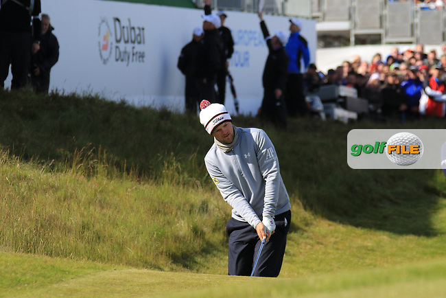 Bernd WIESBERGER (AUT)  during round 4 of the Dubai Duty Free Irish Open, Royal County Down Golf Club, Newcastle Co Down, Northern Ireland. 31/05/2015 <br /> Picture Fran Caffrey, www.golffile.ie