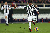 9th February 2018, Stadio Artemio Franchi, Florence, Italy; Serie A football, ACF Fiorentina versus Juventus; Diego Costa of Juventus lines up a shot on goal