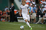 05 May 2010: Kansas City's Chance Myers. DC United defeated the Kansas City Wizards 2-1 at RFK Stadium in Washington, DC in a regular season Major League Soccer game.