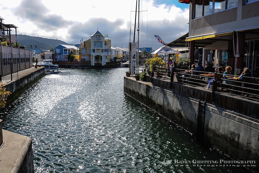 Knysna is a town in the Western Cape Province of South Africa and is part of the Garden Route.