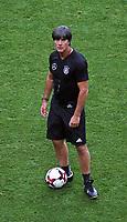 Bundestrainer Joachim Loew (Deutschland Germany) - *cs* 31.08.2017: Abschlusstraining Deutschland in Prag, Marriott Hotel