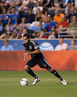 Dwayne De Rosario, Yossi Benayoun.  The MLS All-Stars defeated Chelsea, 3-2.