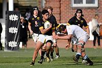College Rugby - Wellington College v Wanganui Collegiate at Wellington College, Wellington, New Zealand on Monday 1 July 2019. <br /> Photo by Masanori Udagawa. <br /> www.photowellington.photoshelter.com