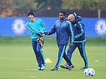 031115 Chelsea Training/Press conference
