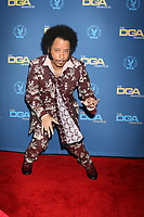 LOS ANGELES - FEB 2:  Boots Riley at the 2019 Directors Guild of America Awards at the Dolby Ballroom on February 2, 2019 in Los Angeles, CA